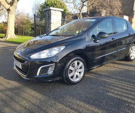 PEUGEOT 308, 2012 1.6 HDI FOR SALE IN DUBLIN FOR €4,950 ON DONEDEAL