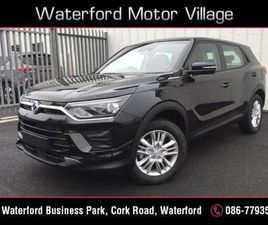 SSANGYONG KORANDO ES AUTO FOR SALE IN WATERFORD FOR €27,400 ON DONEDEAL