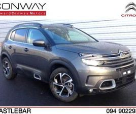 CITROEN C5 AIRCROSS FEEL FOR SALE IN MAYO FOR €35,000 ON DONEDEAL