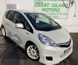HONDA FIT 1.3I HYBRID 5DR AUTOMATIC NCT 12/21 170 FOR SALE IN CORK FOR €6900 ON DONEDEAL