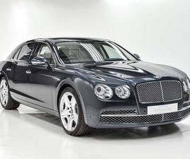 2018 BENTLEY FLYING SPUR 6.0 W12 MULLINER DRIVING SPEC 4DR AUTO