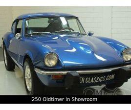 TRIUMPH GT6 MK3 1973 BLUE