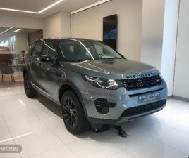 LAND ROVER DISCOVERY 2.0 TD4 110KW 4WD SE 150 5P