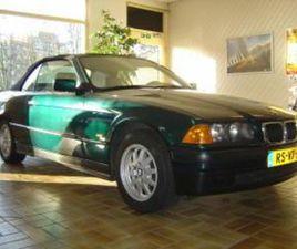 BMW 3-SERIE CABRIO 318I EXECUTIVE UIT 17-06-1997 AANGEBODEN DOOR PETER DUSOSWA AUTOS