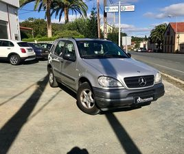 MERCEDES-BENZ - CLASE M ML 270 CDI