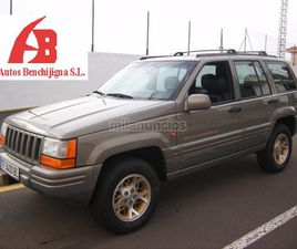 JEEP - GRAND CHEROKEE LIMITED 5.2 V8 AUTO