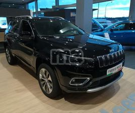 JEEP - CHEROKEE 2.2 CRD 143KW OVERLAND 9AT E6D AWD