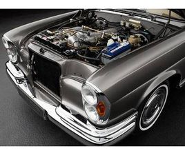 1969 MERCEDES-BENZ 280SE FOR SALE
