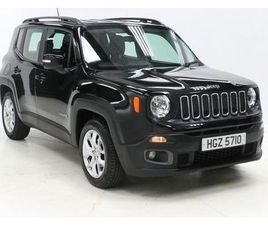 2017 JEEP RENEGADE 1.6 MULTIJET LONGITUDE 5DR