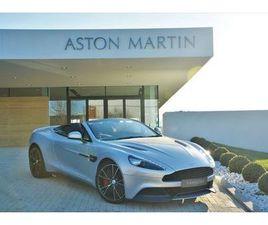 2016 ASTON MARTIN VANQUISH V12 [568] 2DR VOLANTE TOUCHTRONIC AUTO