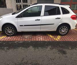 RENAULT - CLIO SPORT TOURER