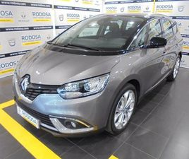RENAULT - GRAND SCENIC INTENS TCE 97KW 130CV