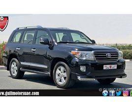 TOYOTA LAND CRUISER GXR V8 - 2012 - EXCELLENT CONDITION FOR SALE: AED 115,000