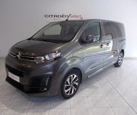CITROEN - SPACETOURER TALLA M BLUEHDI 150 SS 6V FEEL