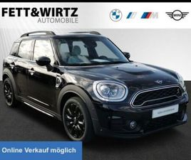 MINI COOPER S COUNTRYMAN SAG 18 NAVI+ LED PANORAMA