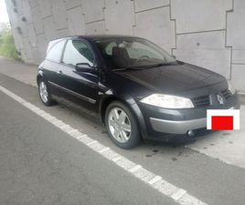 RENAULT - MEGANE COUPE 1.9DCI 120CV