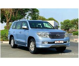 TOYOTA LAND CRUISER V6 - GXR - 2011 - 60TH ANNIVERSARY - EXCELLENT CONDITION - SUNROOF FOR