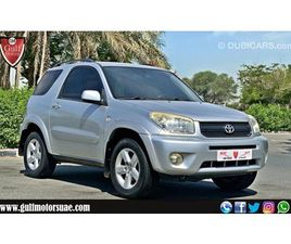 TOYOTA RAV 4 EXCELLENT CONDITION FOR SALE: AED 43,000
