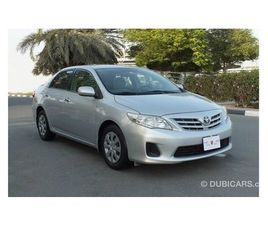 TOYOTA COROLLA XLI 1.6 EXCELLENT CONDITION FOR SALE: AED 35,000