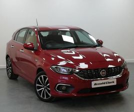 2017 FIAT TIPO 1.4 LOUNGE 5DR