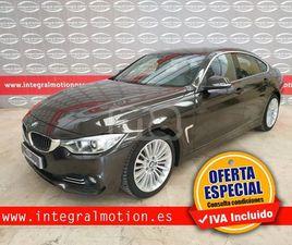 BMW - SERIE 4 420D