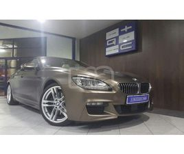 BMW - SERIE 6 640D GRAN COUPE