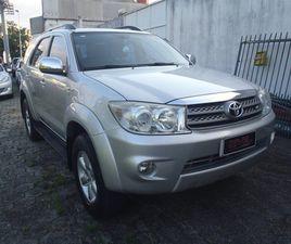 TOYOTA HILUX SW4 4.0 SRV 4X4 V6 24V GASOLINA 4P AUTOMÁTICO - R$ 75.000