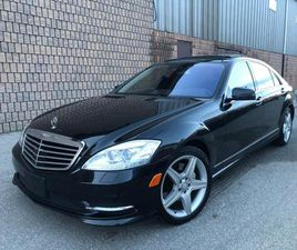 USED 2011 MERCEDES-BENZ S-CLASS S550 ***SOLD***