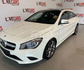 MERCEDES-BENZ - CLASE CLA CLA 200 D URBAN SHOOTING BRAKE