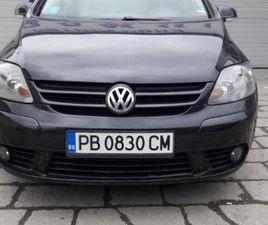 CARS.BG - VW GOLF PLUS 2.0 TDI, 6600 ЛВ., ДИЗЕЛ
