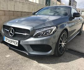 MERCEDES-BENZ - CLASE C C COUPE MERCEDESAMG C 43 4MATIC
