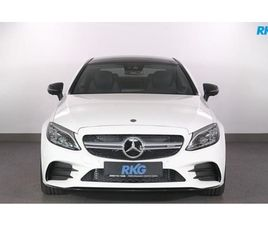 MERCEDES-BENZ - CLASE C COUPE MERCEDESAMG C 43 4MATIC