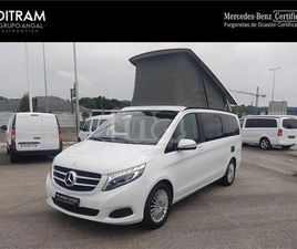 MERCEDES-BENZ - CLASE V 220 D MARCO POLO LARGO