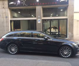 MERCEDES-BENZ - CLASE CLS CLS 400 4MATIC SHOOTING BRAKE