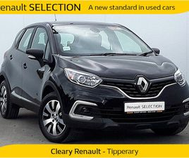 RENAULT CAPTUR PLAY DCI 90 MY18 5DR FOR SALE IN TIPPERARY FOR €19,000 ON DONEDEAL
