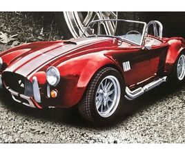 1965 SHELL VALLEY COBRA COBRA REPLICA