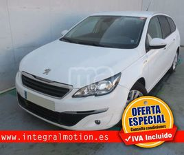 PEUGEOT - 308 SW STYLE 1.6 BLUEHDI 120