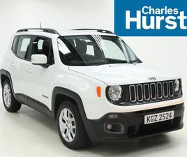 2018 JEEP RENEGADE 1.6 MULTIJET LONGITUDE 5DR