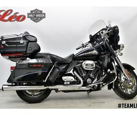 HARLEY-DAVIDSON CVO-SE ELECTRA GLIDE CLASSIC 2013 (#19505) | GROUPE PARK AVENUE