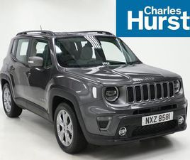 2019 JEEP RENEGADE 1.6 MULTIJET LIMITED 5DR