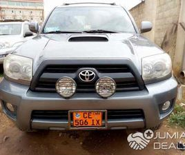 TOYOTA 4RUNNER 2006 OCCASION A VENDRE