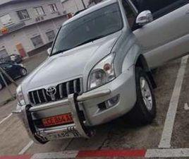 TOYOTA PRADO LAND CRUISER ESSENCE MANUELLE 2010 VIII 3.4 V6 178CH VX 7P