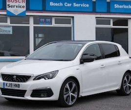 PEUGEOT 308 GT-LINE 1.5 BLUEHDI 130BHP 2019 FOR SALE IN SLIGO FOR €22995 ON DONEDEAL