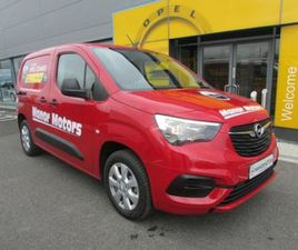 OPEL COMBO CARGO SPORTIVE L1H1 1.5 D-TURBO 100PS FOR SALE IN DONEGAL FOR €15,000 ON DONEDE