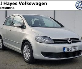 VOLKSWAGEN GOLF PLUS TL 1.6TDI BM 105BHP STRAIGHT FOR SALE IN GALWAY FOR €6,950 ON DONEDEA