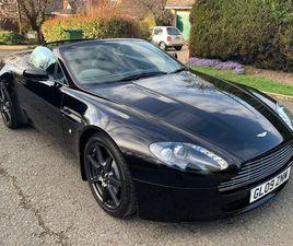 £39,495|ASTON MARTIN VANTAGE 4.3 V8 ROADSTER 2DR