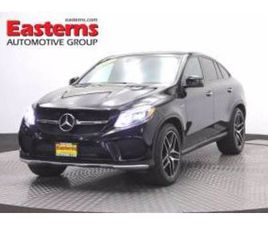 GLE 43 AMG COUPE 4MATIC