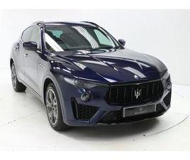 2018 MASERATI LEVANTE V6 GRANSPORT 5DR AUTO