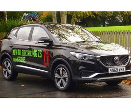 MG ZS EV EXCITE 5 DOOR