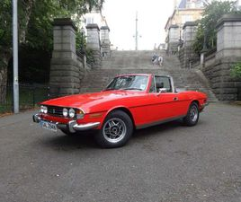 TRIUMPH STAG 3.0 2DR***VERY CLEAN EXAMPLE***
